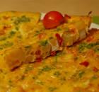 Tortilla española (bramborová omeleta)