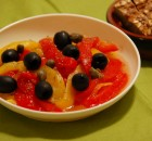 Ensalada de pimientos (paprikový salát)